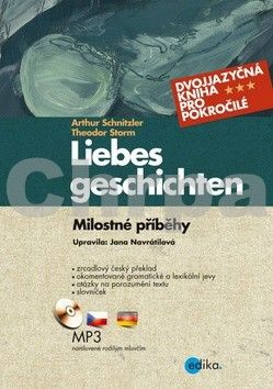Arthur Schnitzler: Milostné příběhy / Liebesgeschichten cena od 179 Kč