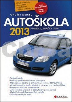 Ondřej Weigel: Autoškola 2013 cena od 131 Kč