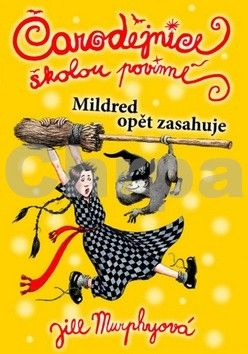 Jill Murphy: Čarodějnice školou povinné Mildred opět zasahuje (2) cena od 104 Kč