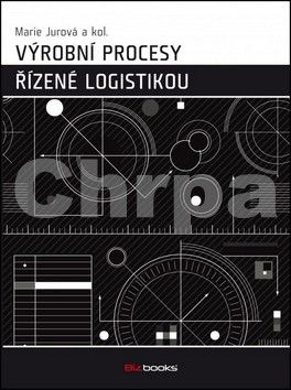 Marie Jurová: Výrobní procesy řízené logistikou cena od 223 Kč