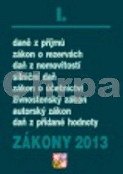 Poradce Zákony 2013 I. cena od 98 Kč