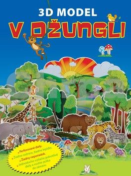 V džungli 3D model cena od 77 Kč