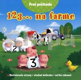 Brenda Apsley: 1, 2, 3 ... na farme cena od 114 Kč