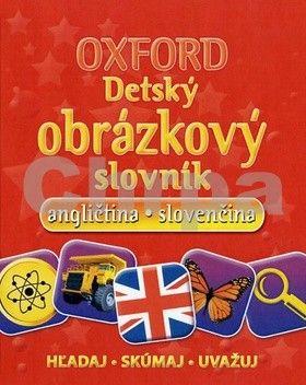 Oxford - Detský obrázkový slovník cena od 172 Kč