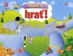Fortuna Libri Poďme sa hrať! cena od 139 Kč