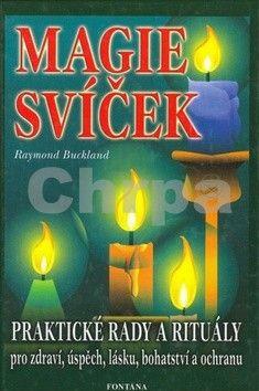 Raymond Buckland: Magie svíček cena od 180 Kč