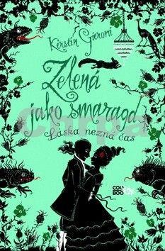 Kerstin Gierová: Zelená jako smaragd cena od 0 Kč