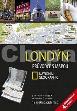 CPress Londýn Průvodce s mapou cena od 199 Kč