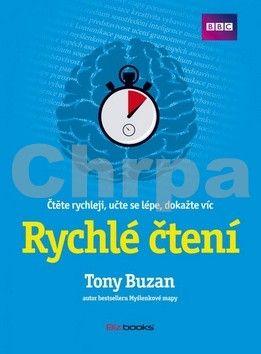 Tony Buzan: Rychlé čtení cena od 185 Kč