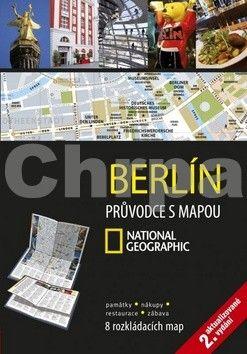 COMPUTER PRESS Berlín průvodce s mapou cena od 179 Kč
