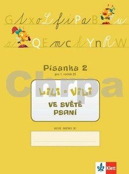 Wildová Radka: Lili a Vili 1 - Písanka 2 pro 1. ročník ZŠ - Ve světě psaní cena od 15 Kč
