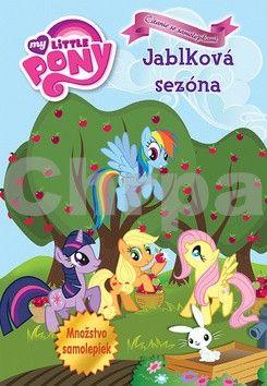 EGMONT My Little Pony Jablková sezóna cena od 107 Kč