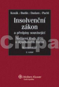 Alexandr Dadam: Insolvenční zákon cena od 2189 Kč