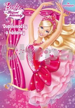 Mattel: Barbie a Růžové balerínky - Doplňovačky a hádanky cena od 68 Kč