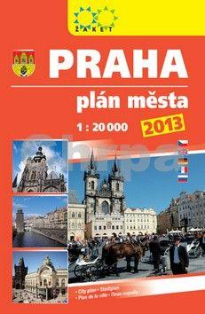 Žaket Praha plán města cena od 92 Kč