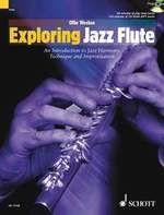 Schott Weston Ollie | Exploring Jazz Flute | (+CD)-noty