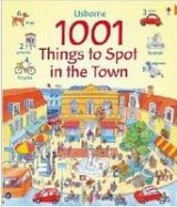 1001 Thing to Spot in the Town cena od 262 Kč