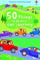 50 Things to Do on Car Journey cena od 144 Kč