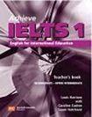 Heinle ACHIEVE IELTS 1 TEACHER´S BOOK cena od 450 Kč