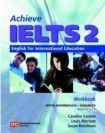 Heinle ACHIEVE IELTS 2 WORKBOOK + AUDIO CD (1) cena od 369 Kč