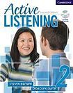 Cambridge University Press Active Listening Second Edition Level 2 Student´s Book with Self-study Audio CD cena od 440 Kč