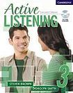 Cambridge University Press Active Listening Second Edition Level 3 Student´s Book with Self-study Audio CD cena od 440 Kč
