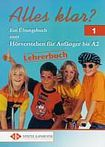 Hueber Verlag Alles klar? Lehrerbuch cena od 566 Kč