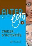 Hachette ALTER EGO 4 CAHIER D´ACTIVITES cena od 269 Kč