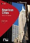 BLACK CAT - CIDEB AMERICAN CITIES + CD ( Reading a Training Discovery Level 3) cena od 199 Kč