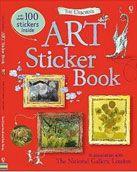 Art Sticker Book cena od 217 Kč