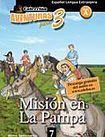 Edelsa Aventura para tres Nivel A2: MISION EN LA PAMPA cena od 161 Kč