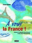 BLACK CAT - CIDEB A´ VOUS LA FRANCE LIVRE DE´L ELEVE + CD AUDIO cena od 347 Kč