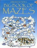 Big Book of Mazes cena od 173 Kč