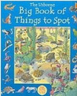 Big Book of Things to Spot cena od 321 Kč