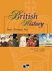 BLACK CAT - CIDEB BRITISH HISTORY SEEN THROUGH ART + CD cena od 270 Kč