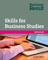 Oxford University Press Business Result Advanced Skills For Business Studies cena od 316 Kč