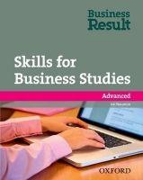 Oxford University Press Business Result Advanced Skills For Business Studies cena od 332 Kč