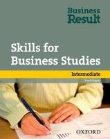 Oxford University Press Business Result Intermediate Skills For Business Studies cena od 332 Kč
