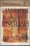 Cambridge University Press CAMBRIDGE ENGLISH FOR SCHOOLS 1 - CLASS - CASSETTE/2/ cena od 571 Kč