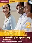 Cambridge University Press Cambridge English Skills Real Listening and Speaking 2 with answers and Audio CD cena od 648 Kč