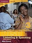 Cambridge University Press Cambridge English Skills Real Listening and Speaking 3 with answers and Audio CD cena od 648 Kč