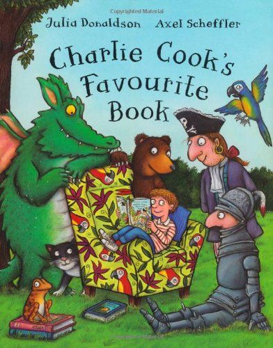 CHARLIE COOK´S FAVOURITE BOOK cena od 197 Kč