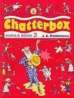 J.A. Holderness: Chatterbox 3 pupils book cena od 253 Kč