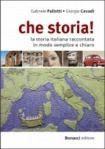 CHE STORIA! (La storia italiana raccontata in modo semplice e chiaro) cena od 437 Kč