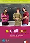 Carla Tkadlečková: Chill out 1 - CUP - Angličtina pro SOŠ a SOU - učebnice+PS+2CD cena od 284 Kč