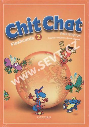 Oxford University Press Chit Chat 2 Flashcards cena od 345 Kč