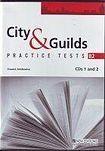 Heinle CITY a GUILDS PRACTICE TESTS AUDIO CDS cena od 320 Kč