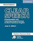 Cambridge University Press Clear Speech. 3rd Ed. Teacher´s Resource Book cena od 0 Kč