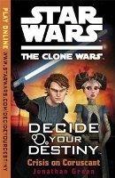 Clone Wars: Decide Your Destiny cena od 173 Kč