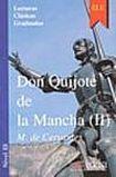 Edelsa Colección Lecturas Clásicas Graduadas 3. DON QUIJOTE DE LA MANCHA (2) cena od 0 Kč
